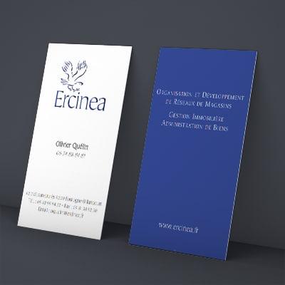 Carte De Visite Ercinea