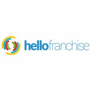 Logo Hello Franchise, partenaire de 40 degrés sur la banquise
