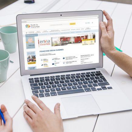 Site Envia Cuisines