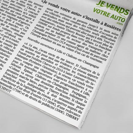 Jvva Article De Presse