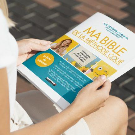 Lancement presse - Ma Bible de la Méthode Coué 1