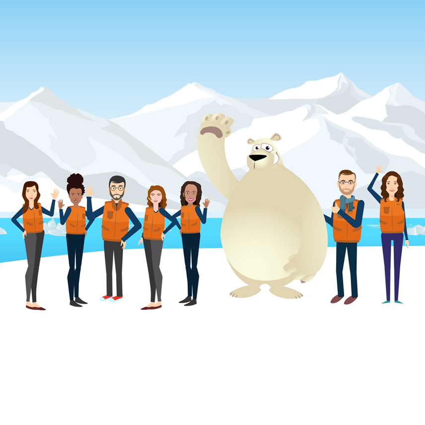 Nos Inuits 40 Degrés