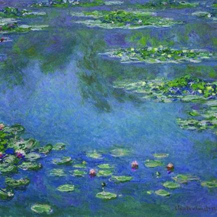 Monet Routes des Impressionnismes