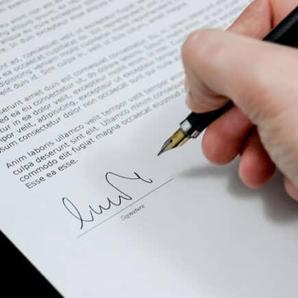 Signature DIP